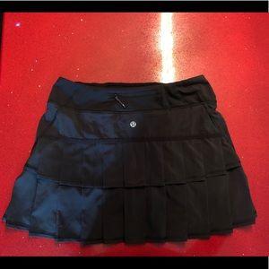 Lululemon skirt with built in shorts!